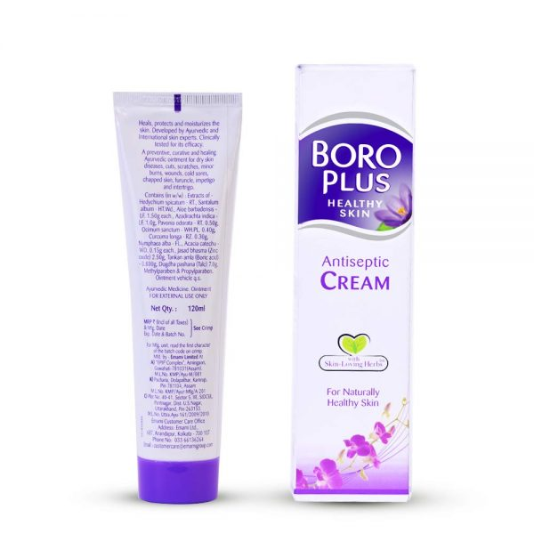 Boroplus Antiseptic Cream, 120 Ml1